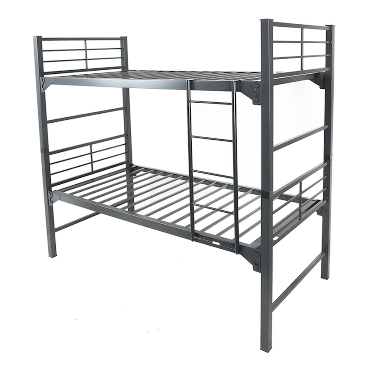 Picture of: Metal Bunk Beds Long Tall 39×80