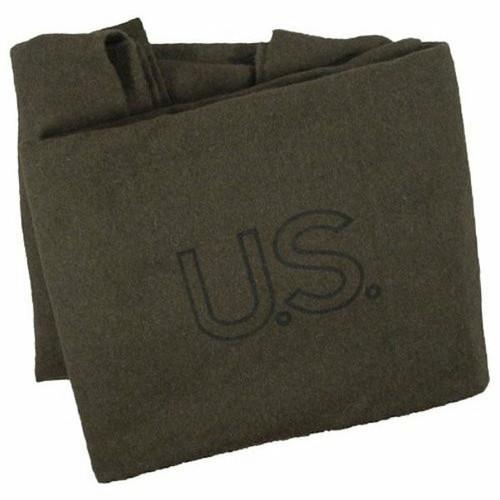 Disaster//Emergency Large Wool Blanket Quantity of 8