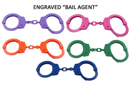 Color Handcuffs - Chicago Handcuff Co.
