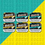 Rogue Lozenge 6 Pack 4MG Mix Flavor