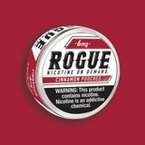 New Flavor Alert: Cinnamon Nicotine Pouches from Rogue are Here