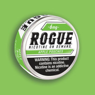 New Flavor Alert: Apple Nicotine Pouches from Rogue are Here
