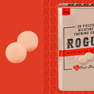 Flavor Focus: Fruit Nicotine Gum from Rogue