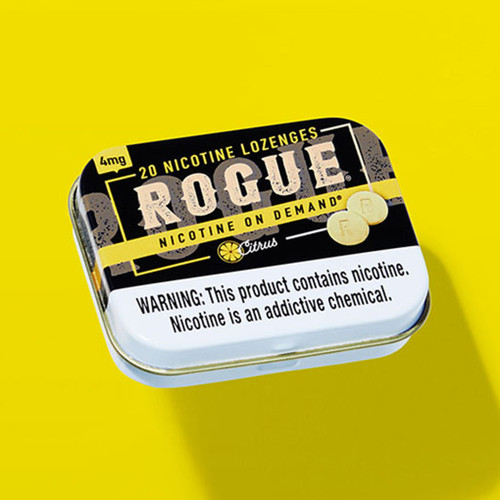 Rogue Lozenges 5 Pack