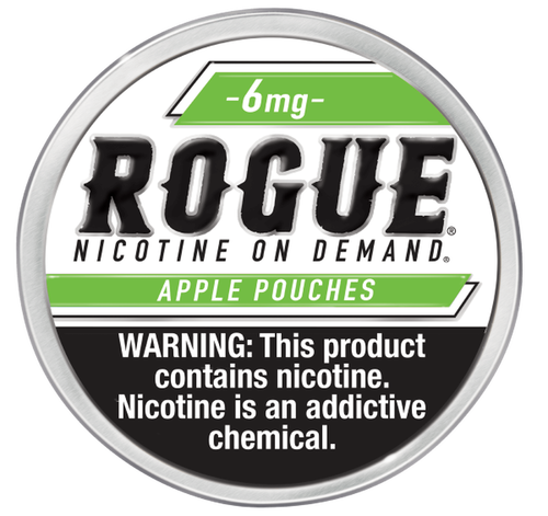 Rogue 6mg Apple Top