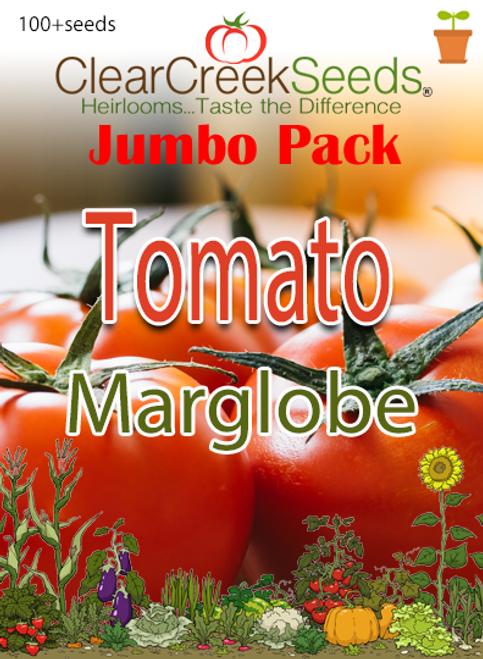 Tomato – Marglobe (100+ seeds) JUMBO PACK