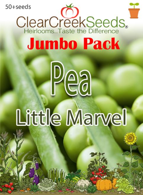 Pea Shelling - Little Marvel (50+ seeds) JUMBO PACK