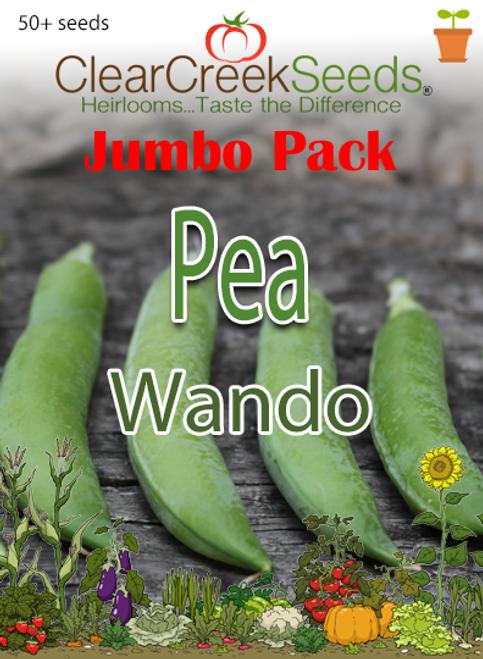 Pea Shelling - Wando (50+ seeds) JUMBO PACK