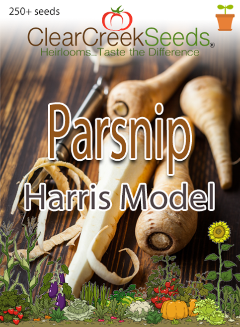 Parsnip - Harris Model (250+ seeds)