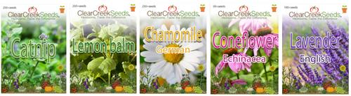 Herbal Tea Variety Pack (5 packs)
