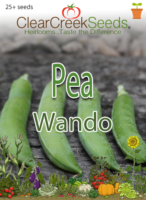 Pea Shelling - Wando (25+ seeds)