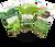 Salad Pack (6 packs) Varieties may vary