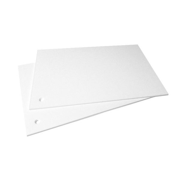 Blank Plate Pack