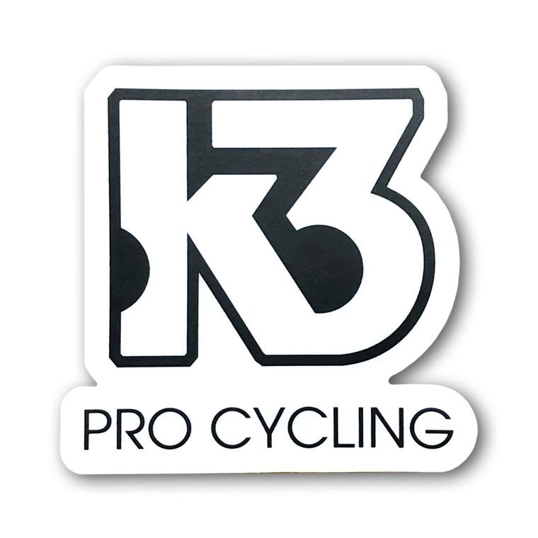 K3 Pro Cycling Sticker
