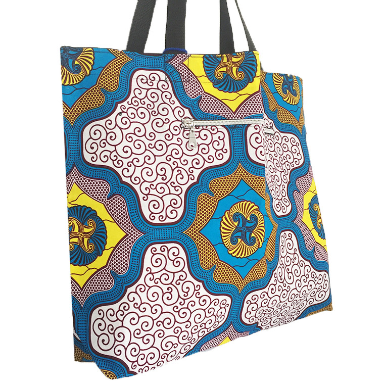 Reversible Tote:  Calm in the Storm