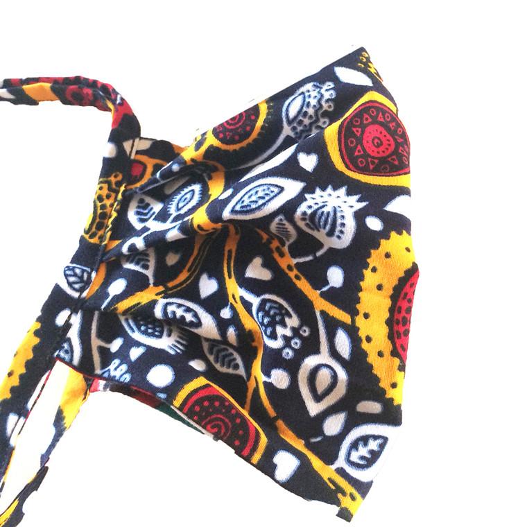 Pre-order Pleated Mask: Petal