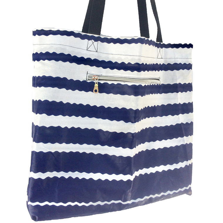 Reversible Tote:  Blue Waters (Athabasca)