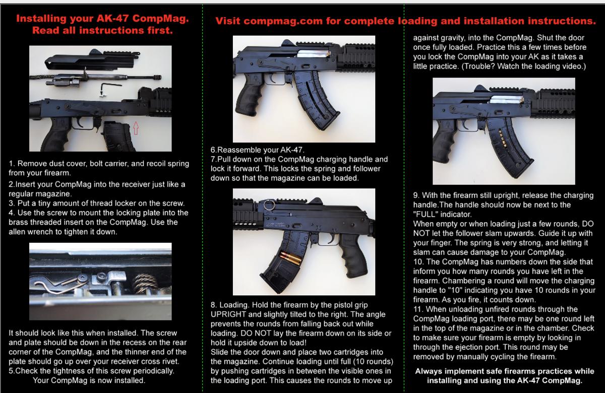 AK-47 CompMag