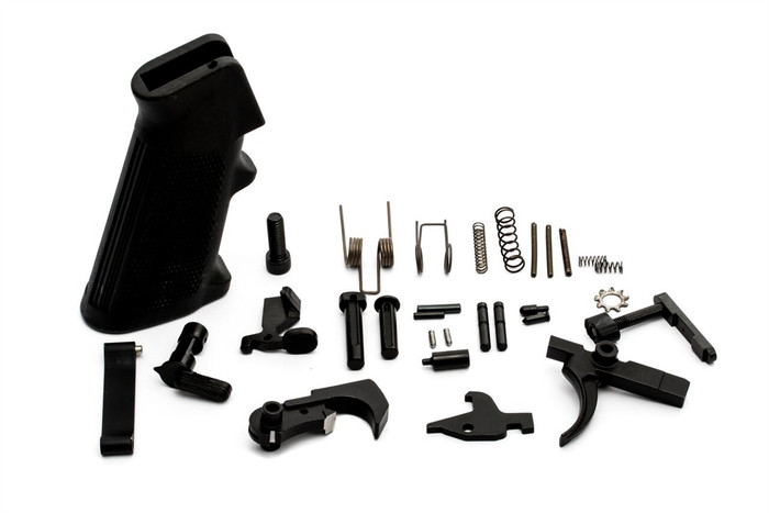 - MIL-SPEC LOWER PARTS KIT