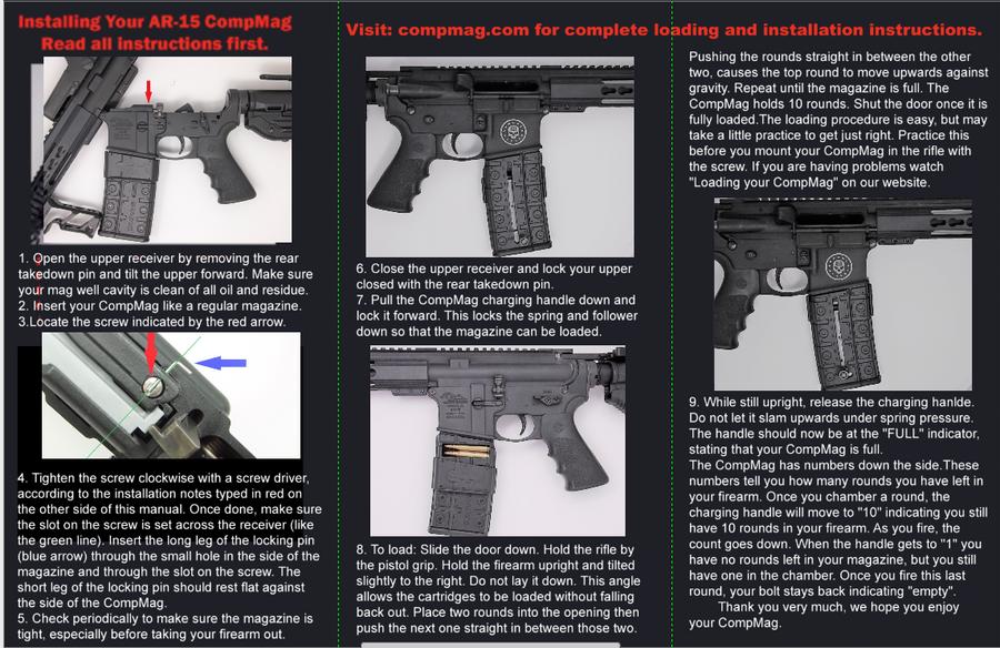 AR-15 Instructions 2