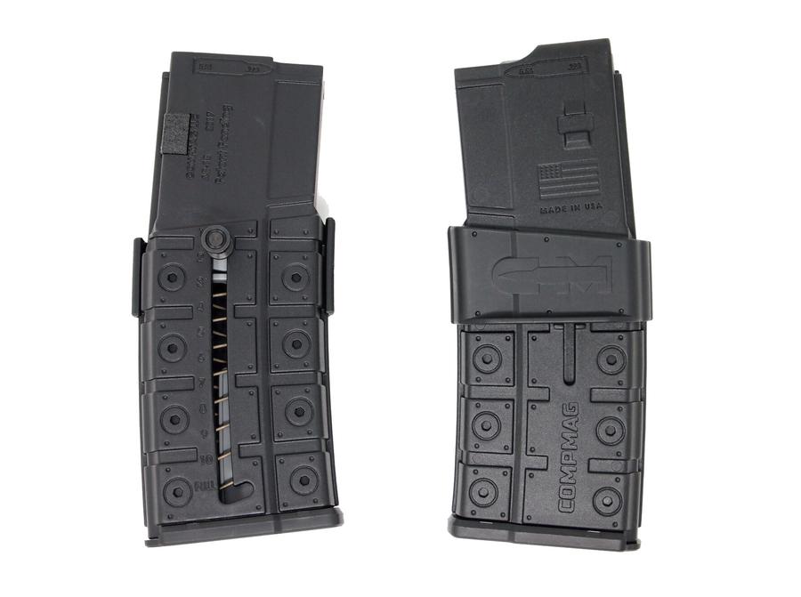 AR-15 CompMag. fixed magazine