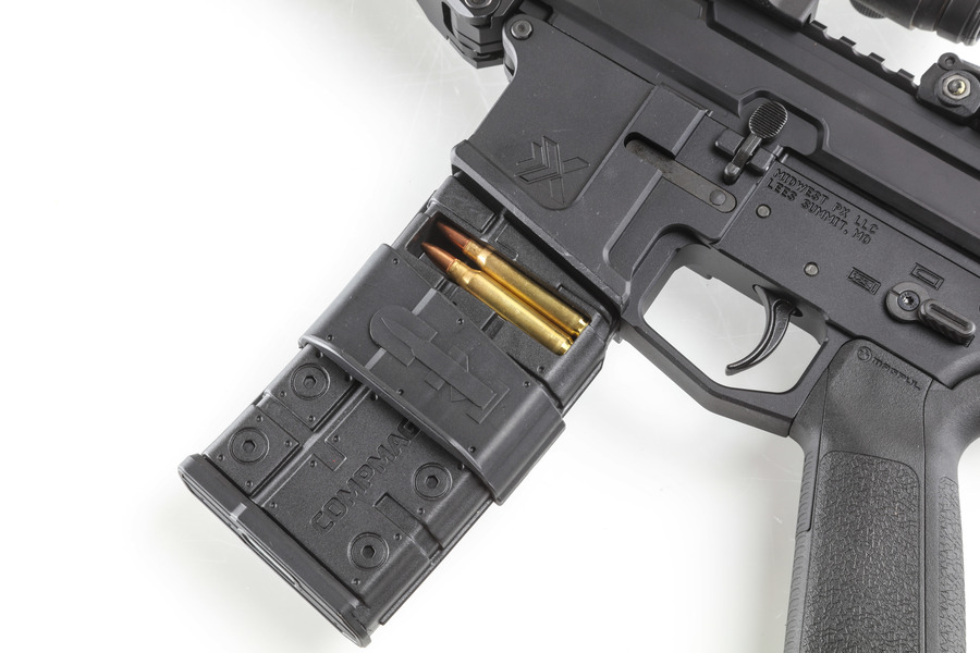 restrictive state AR-15