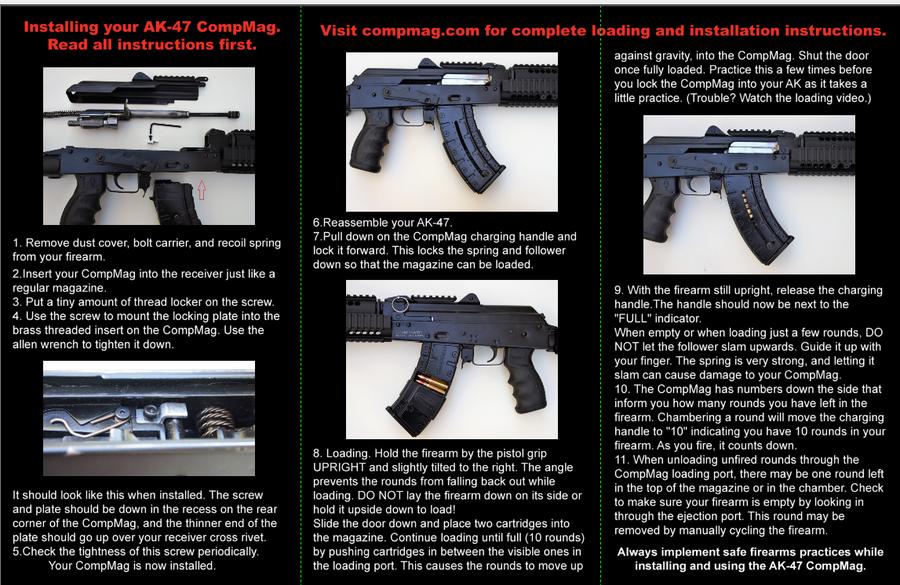 AK-47 CompMag 7
