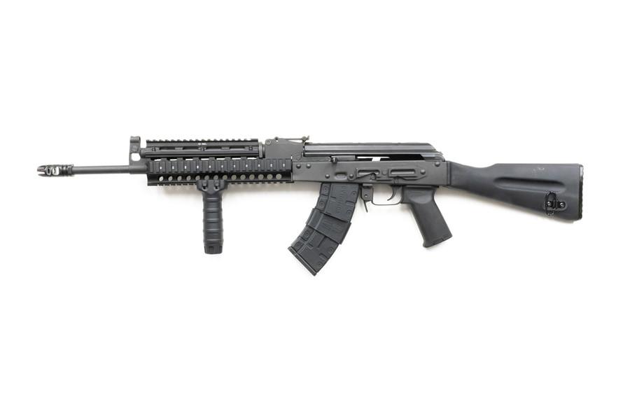 AK-47 fixed mag