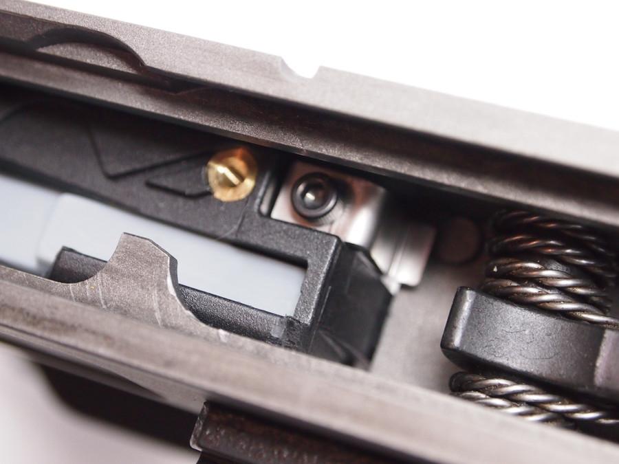 AK-47 Milled Receiver Locking Plate.