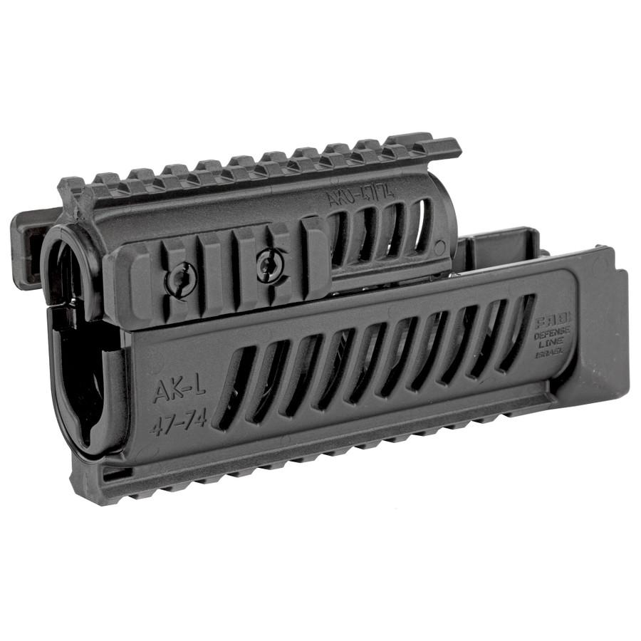 CompMag- FAB Defense, AK-47 Quad Rail Handguard