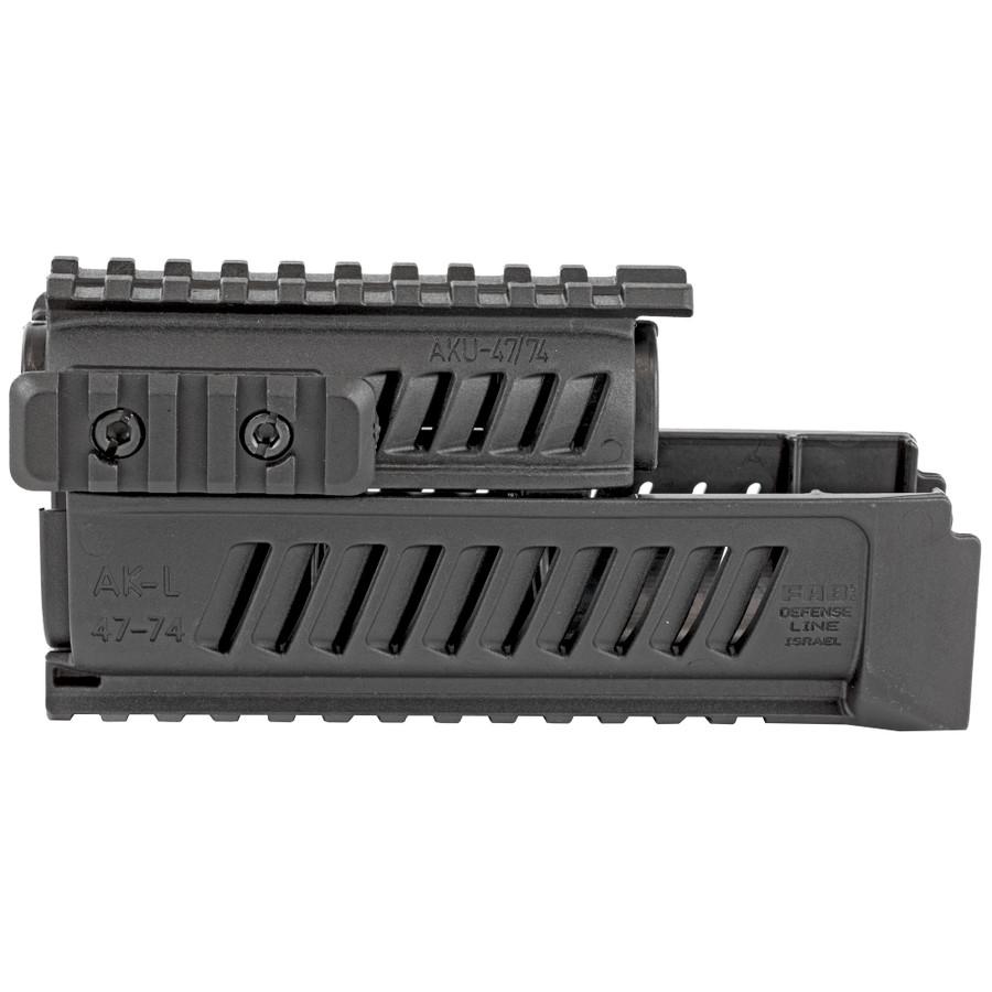 CompMag- FAB Defense, AK-47 Quad Rail Handguard 2