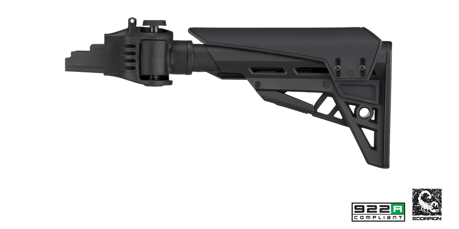 CompMag- ATI. Strikeforce AK-47 Side Folding Adjustable Stock 1