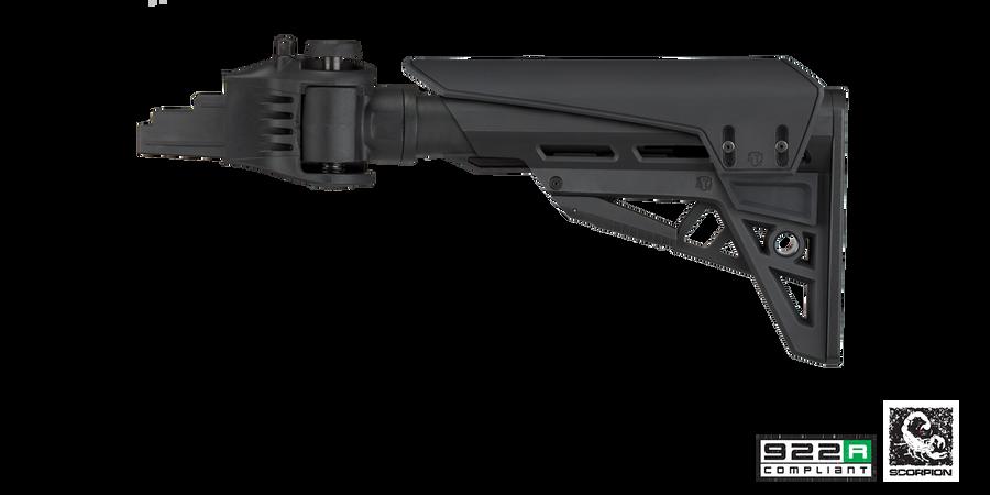 CompMag- ATI. Strikeforce AK-47 Side Folding Adjustable Stock 1