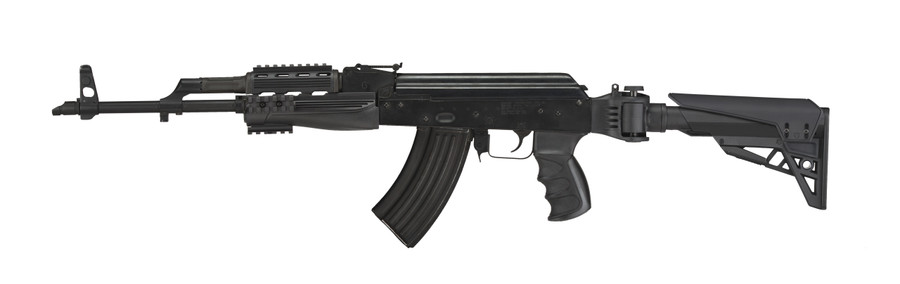 CompMag- ATI. Strikeforce AK-47 Side Folding Adjustable Stock 2