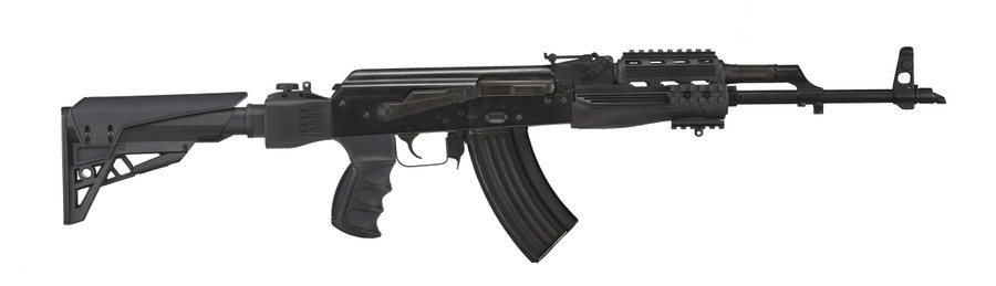 CompMag- ATI. Strikeforce AK-47 Side Folding Adjustable Stock 3