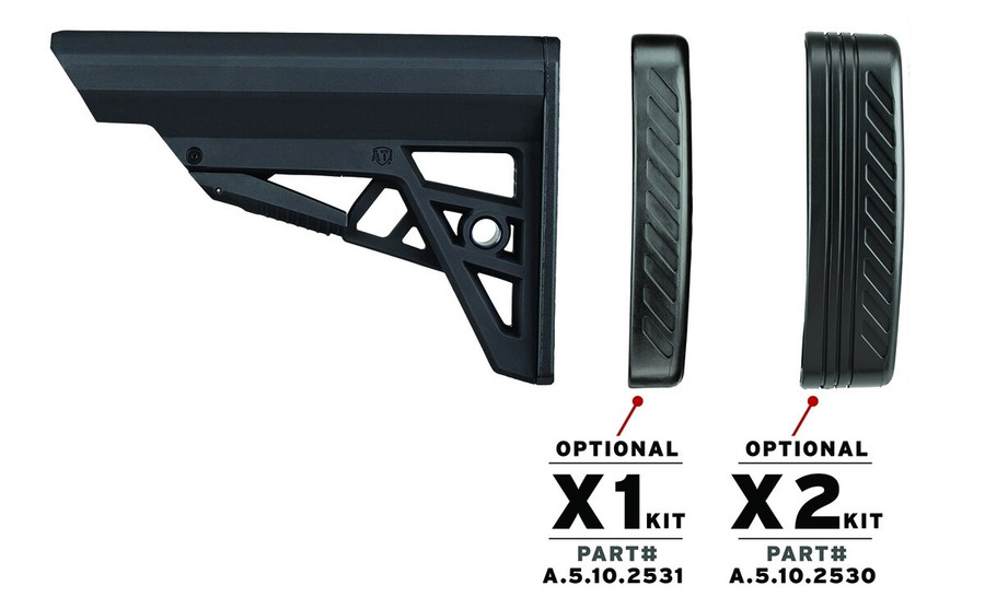 ATI. Strikeforce AK-47 Side Folding Adjustable Stock.