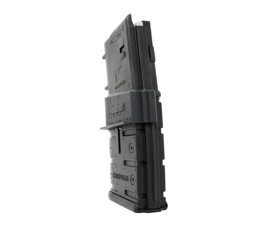 AR-10 CompMag back 3/4