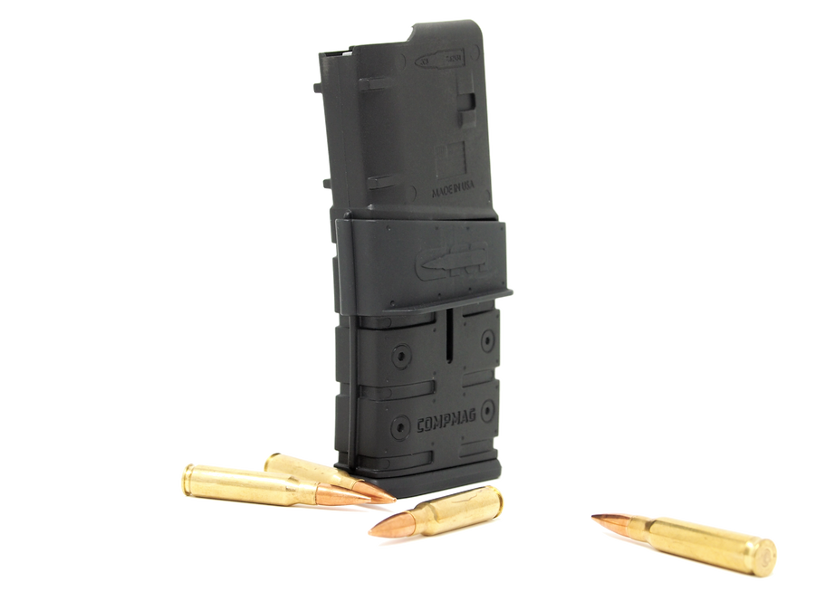AR-10 CompMag with .308 rounds