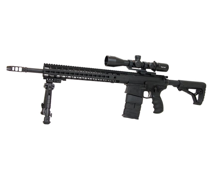 AR-10 CompMag Aero precision .308