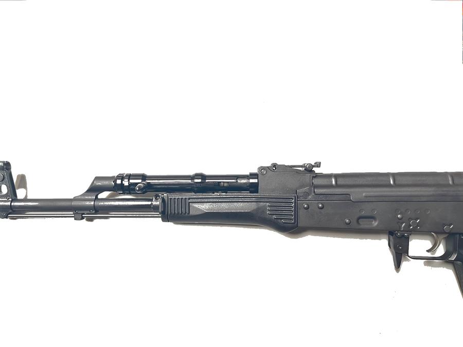 AK-47 Forward charging