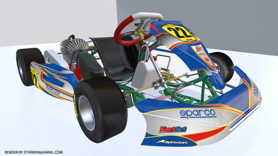 3D rendered image for illustration only