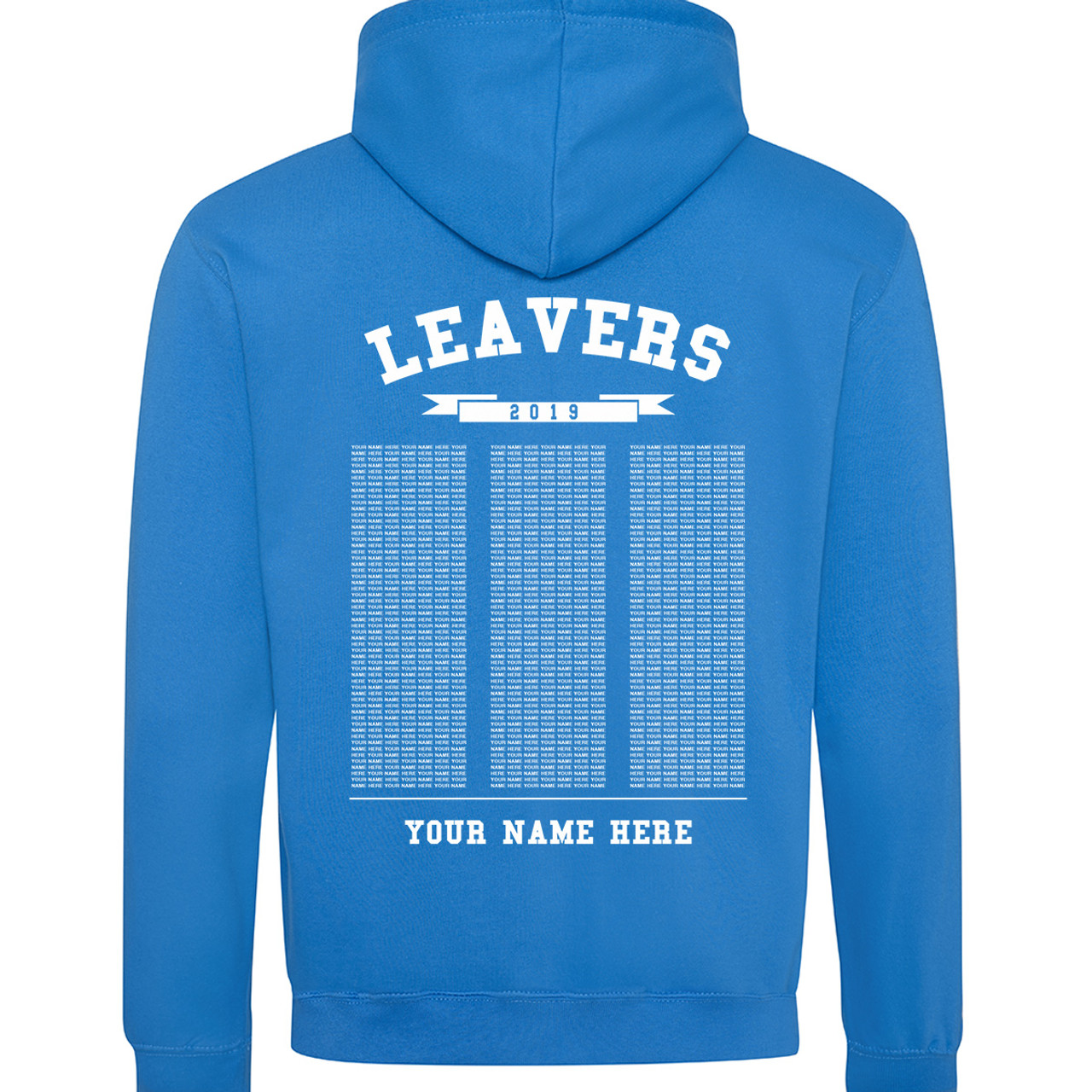 Leavers Hoodies Guides Schools-Colleges-Clubs-Universities-Associations-Scouts