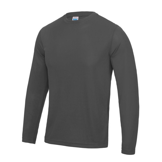 Sports Cool T Shirt (Long Sleeve) - Mens