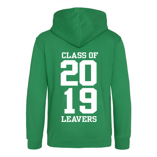Juniors Leavers Hoodie - Design 1