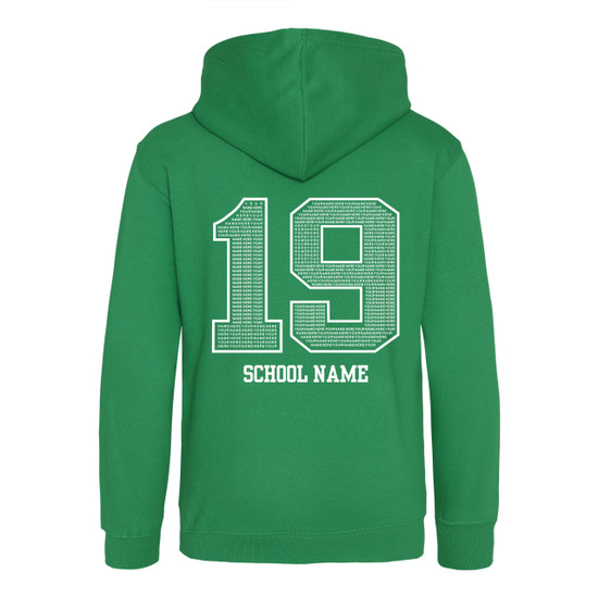 Juniors Leavers Hoodie - Design 4