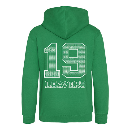 Juniors Leavers Hoodie - Design 5