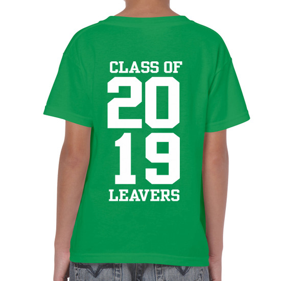 Junior Leavers T-Shirt - Design 1