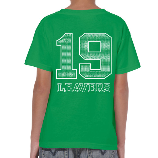 Junior Leavers T-Shirt - Design 5