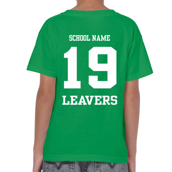 Junior Leavers T-Shirt - Design 6