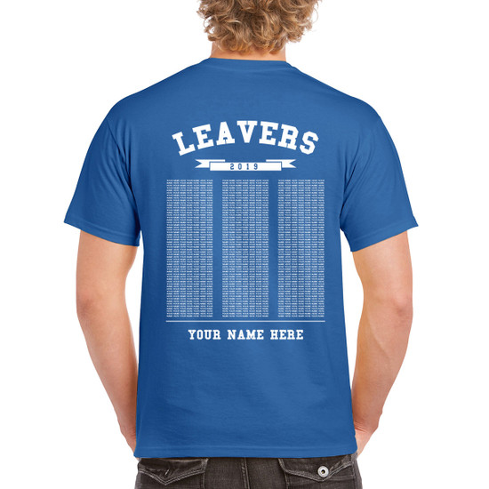 Leavers T-Shirt - Design 3